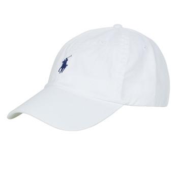 Accesorios textil Hombre Gorra Polo Ralph Lauren COTTON CHINO SPORT CAP Blanco