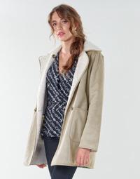 textil Mujer Abrigos Lauren Ralph Lauren RVRSBL FXSH-COAT Camel