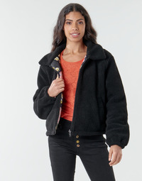 textil Mujer cazadoras Billabong HIT THE ROAD Negro