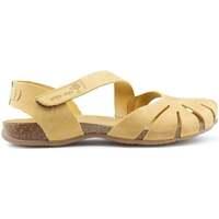Zapatos Mujer Sandalias Interbios S  UNIVERSE MOSTAZA