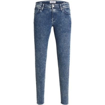 textil Hombre Vaqueros slim Jack & Jones 12163468 JJITOM JJORIGINAL JOS 223 50SPS TC120 Azul oscuro