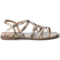 Zapatos Mujer Sandalias Xti 49578 CAMEL Marrón