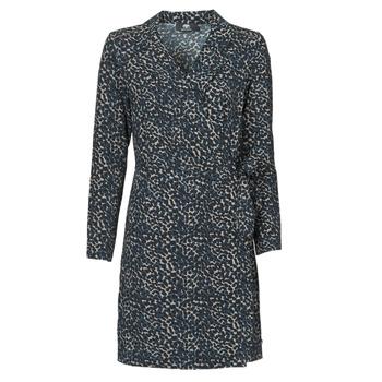 textil Mujer Vestidos cortos Le Temps des Cerises LEANE Azul