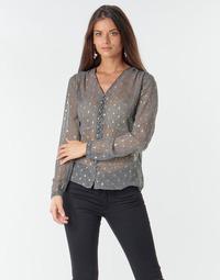 textil Mujer Tops / Blusas Le Temps des Cerises OTTA Gris