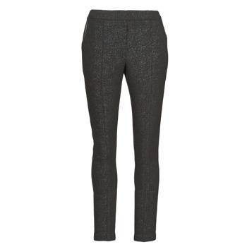 textil Mujer Pantalones con 5 bolsillos Le Temps des Cerises BIEBER Negro