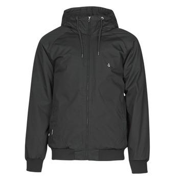 textil Hombre cazadoras Volcom HERNAN 5K JACKET Negro