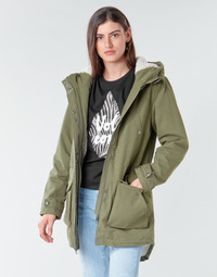 textil Mujer Parkas Volcom WALK ON BY 5K PARKA Verde