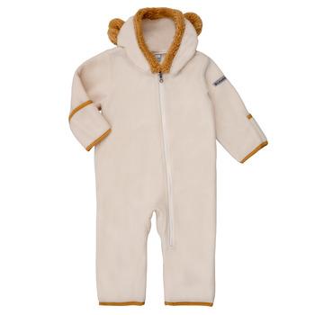 textil Niños Monos / Petos Columbia TINY BEAR Blanco