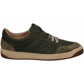 Zapatos Hombre Zapatillas bajas Frau TECNOmesh oliva