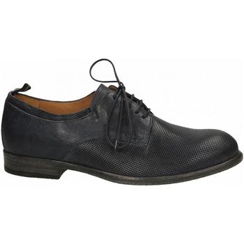 Zapatos Hombre Derbie Antica Cuoieria OYSTER STAMPATO abisso