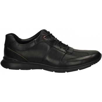 Zapatos Hombre Zapatillas bajas Clarks UN TYNAMO TIE black