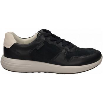 Zapatos Hombre Zapatillas bajas Ecco SOFT 7 RUNNER M night-sky