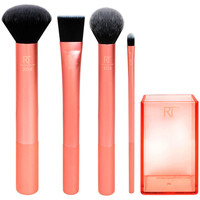 Belleza Mujer Pinceles Real Techniques Flawless Base Lote 4 Pz 4 u