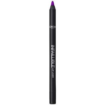 Belleza Mujer Lápiz de labios L'oréal Infaillible Lip Liner 207-wuthering 1 u