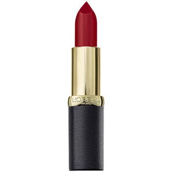 Belleza Mujer Pintalabios L'oréal Color Riche Matte Lips 349-paris Cherry