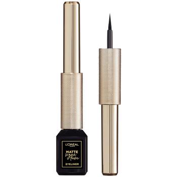 Belleza Mujer Eyeliner L'oréal Matte Signature Eyeliner 01-ink 1 u