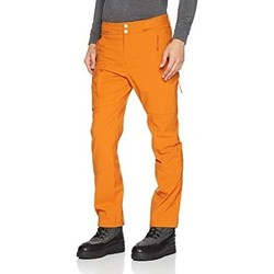 textil Pantalones Maloja PrasinitM. Naranja