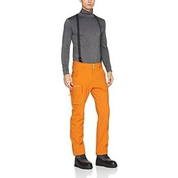 textil Pantalones Maloja PrasinitM. campfire Naranja