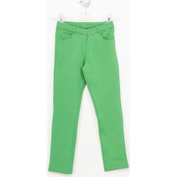 textil Niña Pantalones Tutto Piccolo Pantalones Verde