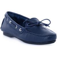 Zapatos Mujer Mocasín Frau BRIO BLU Blu