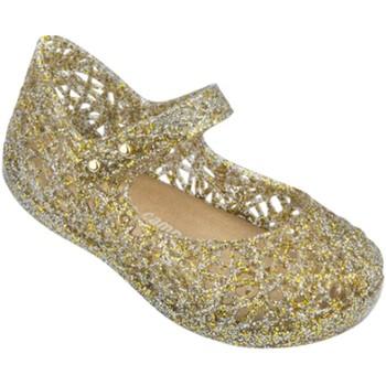 Zapatos Niña Bailarinas-manoletinas Melissa 31510 oro