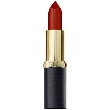 Belleza Mujer Pintalabios L'oréal Color Riche Matte Lips 348-brick Vintage
