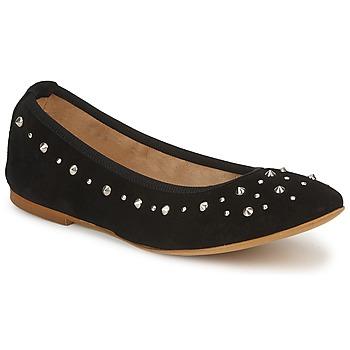 Zapatos Mujer Bailarinas-manoletinas Meline LUSON Negro