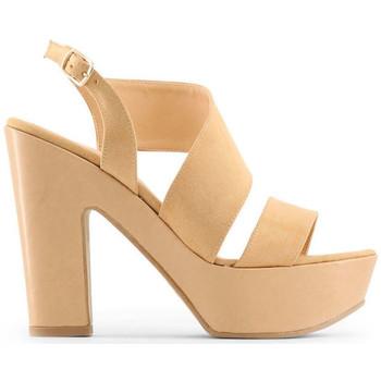 Zapatos Mujer Sandalias Made In Italia - fiammetta Marrón