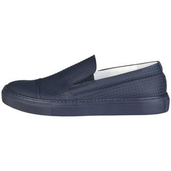 Zapatos Hombre Slip on Made In Italia - lamberto Azul