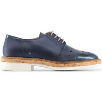Zapatos Hombre Derbie Made In Italia - letizia Azul