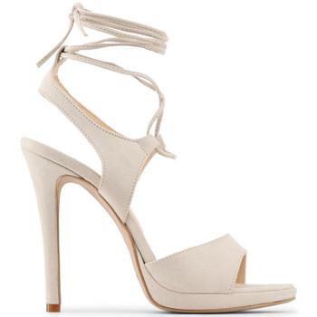 Zapatos Mujer Sandalias Made In Italia - erica Marrón
