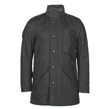 textil Hombre Trench G-Star Raw SCUTAR UTILITY PDD TRENCH Negro