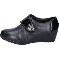 Zapatos Mujer Mocasín Adriana Del Nista BM231 negro