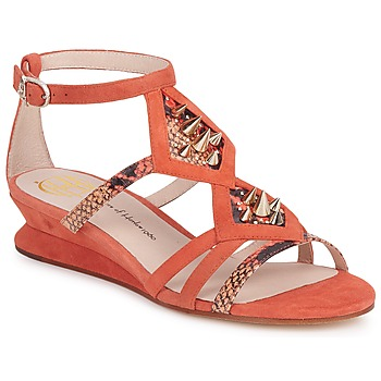 Zapatos Mujer Sandalias House of Harlow 1960 CELINEY Coral