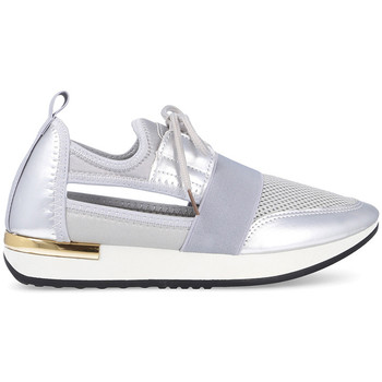 Zapatos Mujer Slip on Paredes SONG Plata