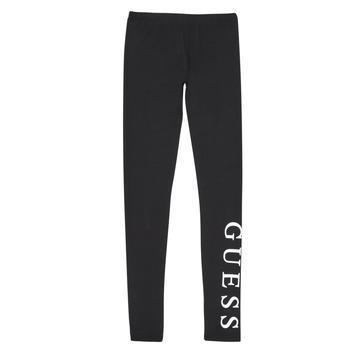 textil Niña Leggings Guess J94B16-K82K0-JBLK Negro