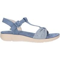 Zapatos Mujer Sandalias Xti 44050 Azul