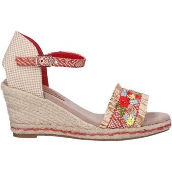 Zapatos Mujer Sandalias Refresh 72246 Rojo