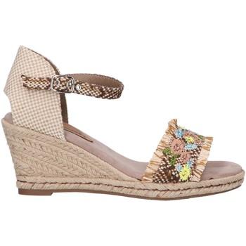 Zapatos Mujer Sandalias Refresh 72246 Beige