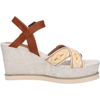 Zapatos Mujer Sandalias Refresh 69912 Amarillo