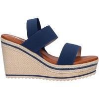 Zapatos Mujer Sandalias Refresh 69619 Azul