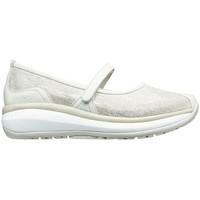 Zapatos Mujer Bailarinas-manoletinas Joya NATALIE BEIGE_METALLIC
