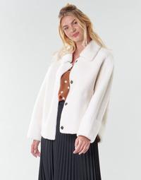 textil Mujer cazadoras Oakwood HELEN Crema