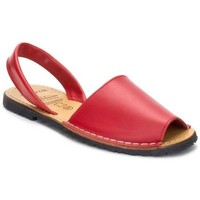 Zapatos Mujer Sandalias Avarca Cayetano Ortuño Avarcas menorquinas de mujer by C.Ortuño Rouge