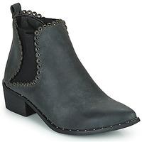 Zapatos Mujer Botines Spot on F50939 Negro