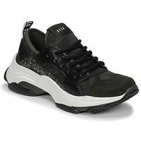 Zapatos Mujer Zapatillas bajas Steve Madden AJAX Kaki