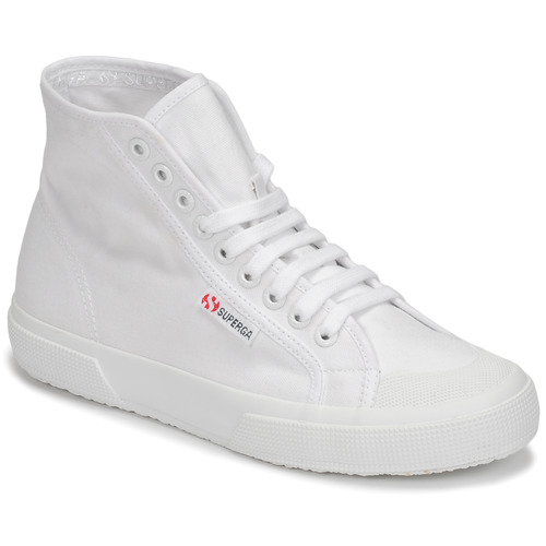 Zapatos Mujer Zapatillas altas Superga 2295 COTW Blanco