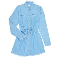 textil Niña Vestidos cortos Pepe jeans ZOEY Azul