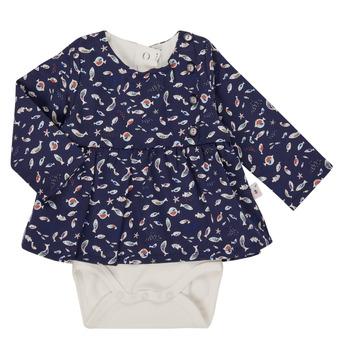 textil Niña Tops / Blusas Absorba 9R60002-04-C Marino