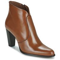 Zapatos Mujer Botines Muratti ABRIL Cognac